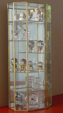 menu of all tall glass brass curio cabinets straight shelves from